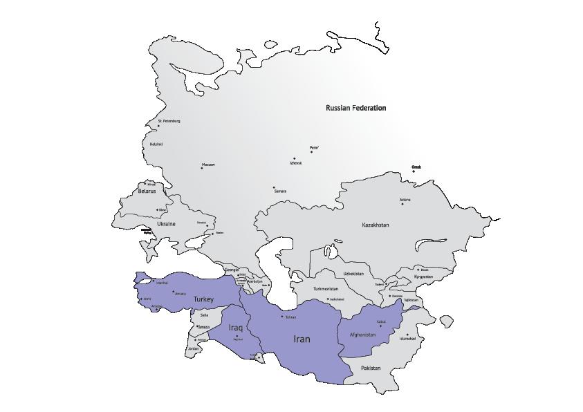 Mappe-MedioOriente