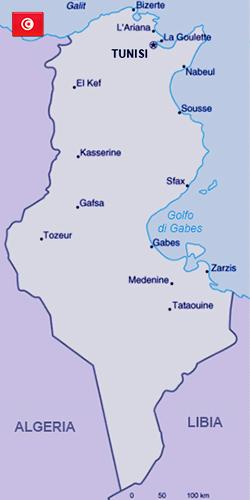 Map_Tunisia