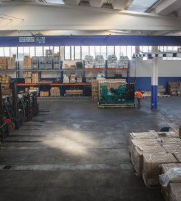 2000 SQM Bonded Warehouse