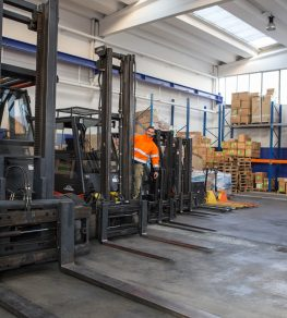 Forklifts Up to 7000 kgs